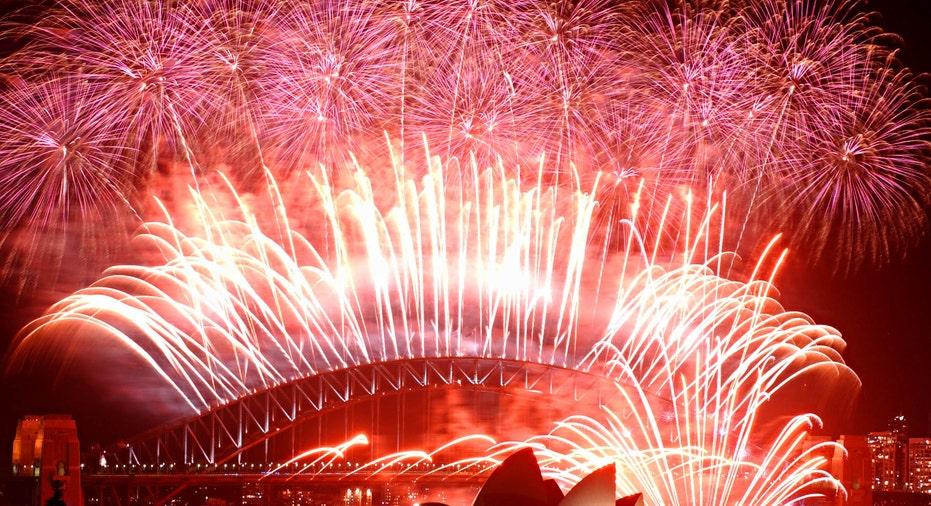 Syndey_Fireworks