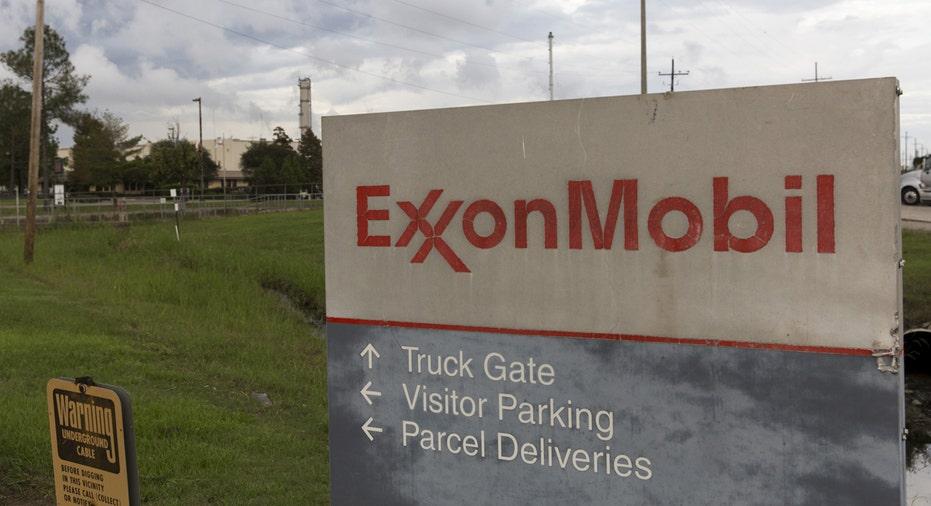 Exxon Mobil sign FBN