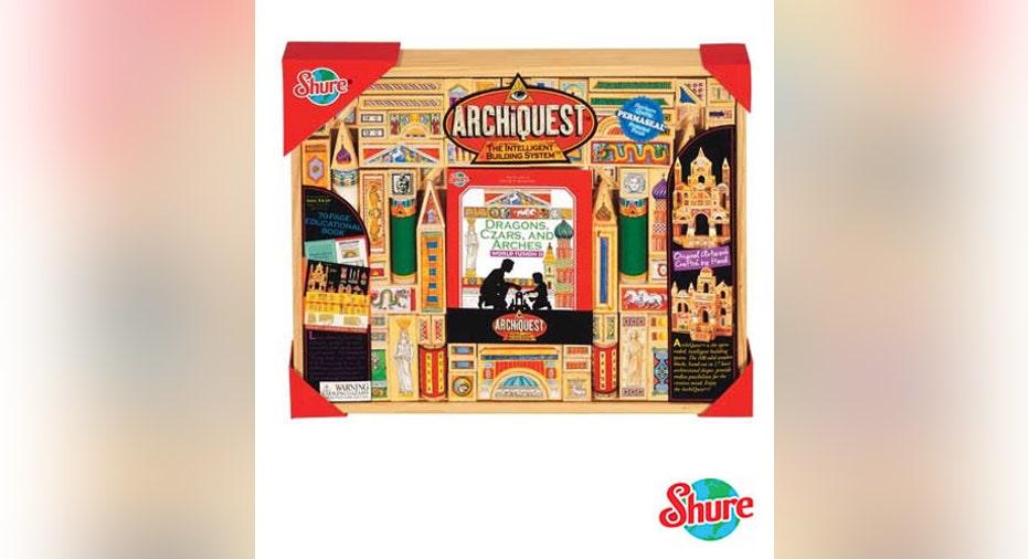 Archiquest, Toy Fair Slideshow