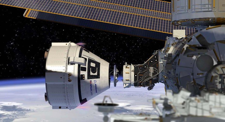 Boeing Crew Space Transportation (CST)-100 Starliner