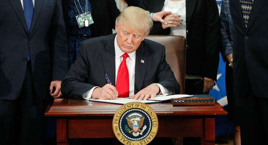 Trump Immigration Bill