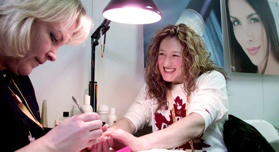 Nail Salon Shop Reuters