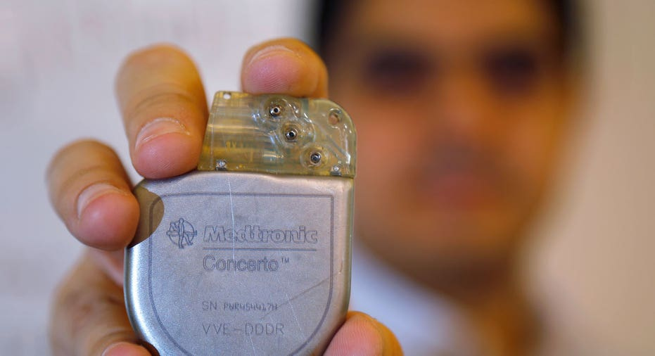 Pacemaker  Reuters/Brian Snyder