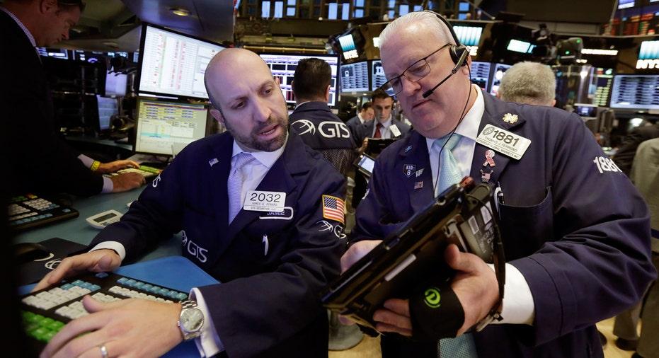 NYSE trader FBN