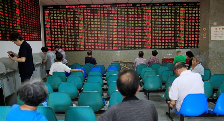 China Stocks  Reuters