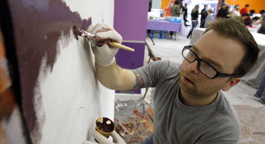 Arrtist, Painter, art, art work