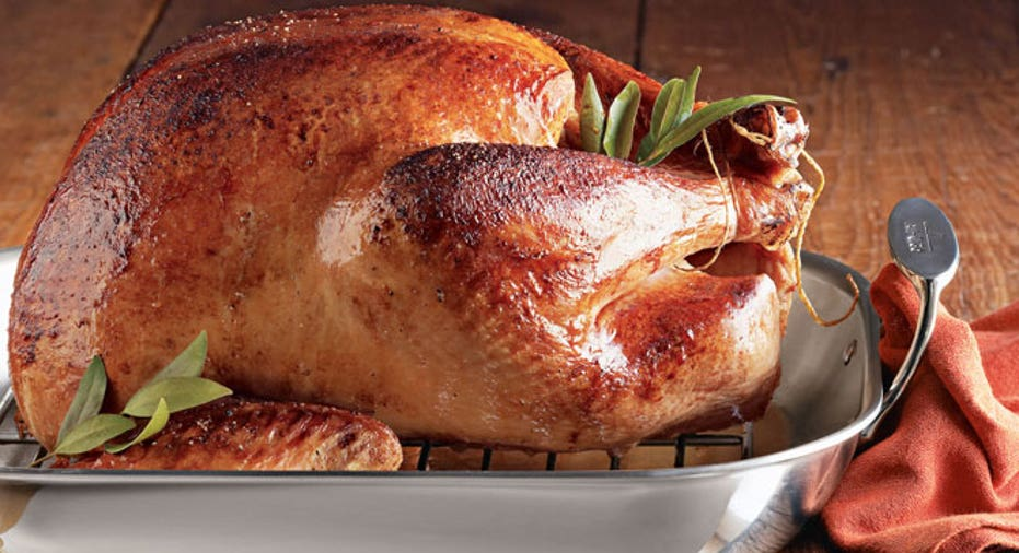Williams-Sonoma Turkey, PF Slideshow