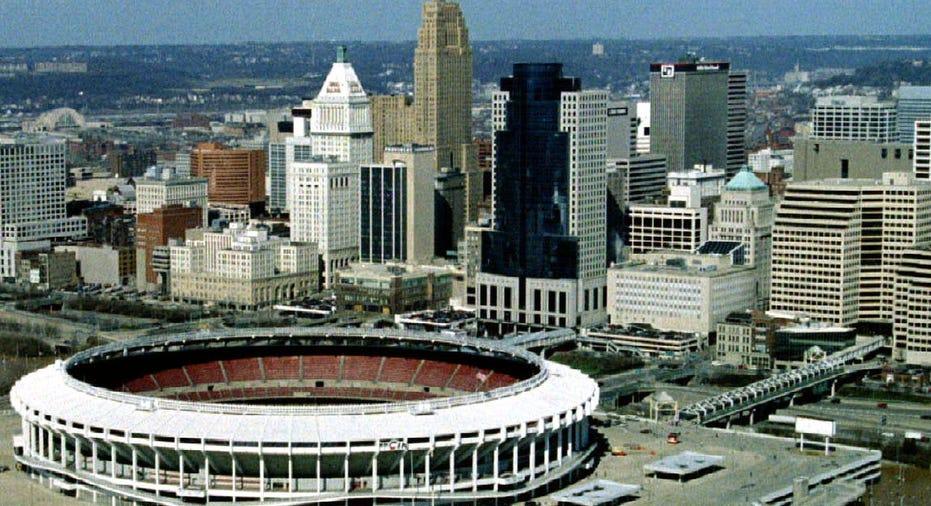 Cincinnati, city of Cincinnati