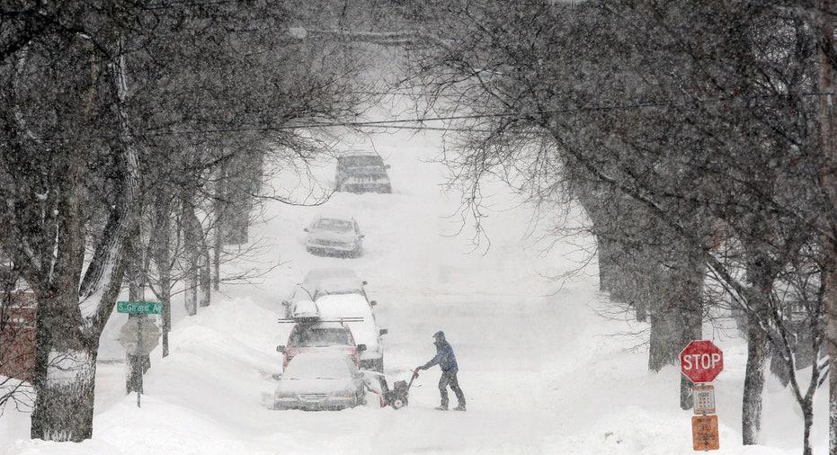 Snow Minnesota