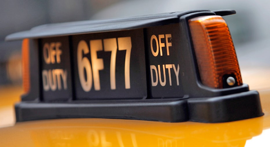 Off Duty Taxi