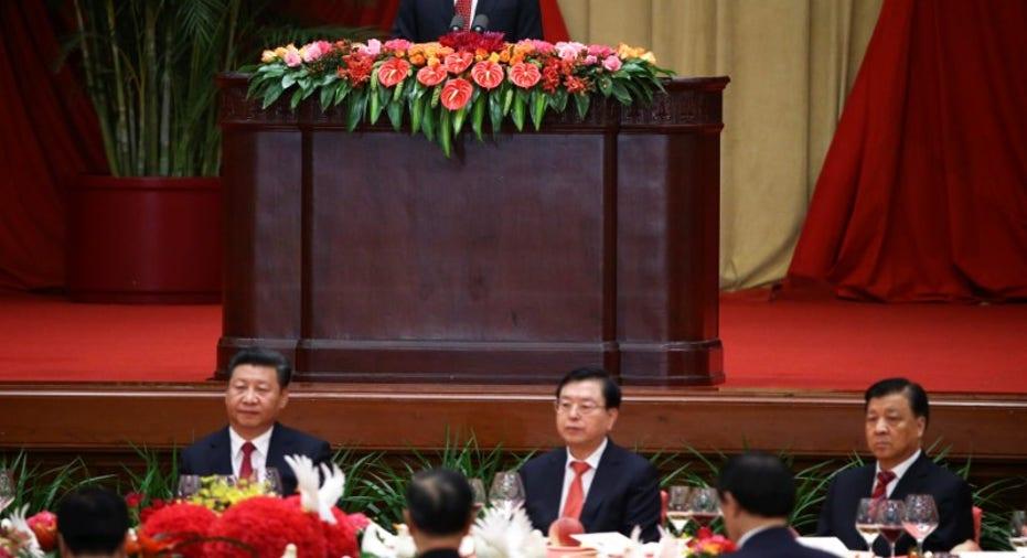 CHINA-ANNIVERSARY-RECEPTION