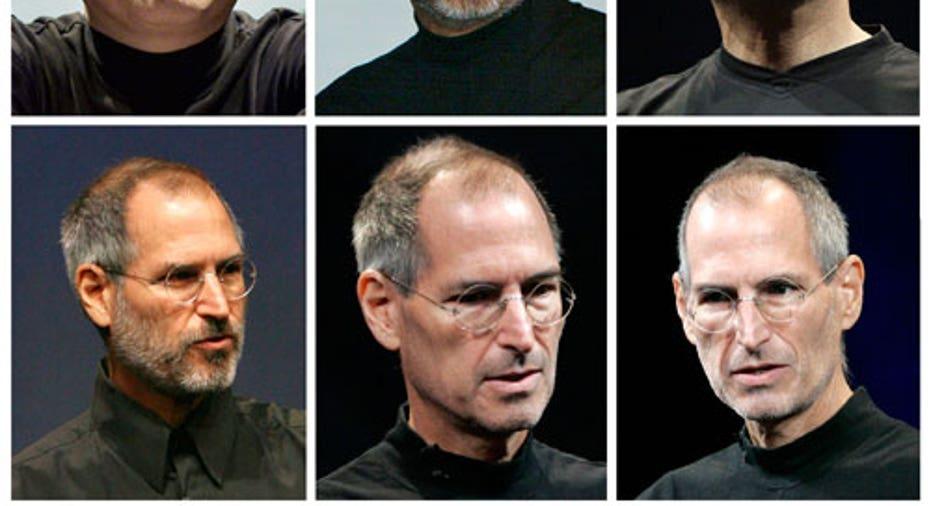 Steve Jobs Combination Photos