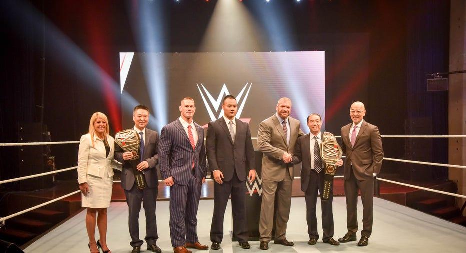 WWE China FBN