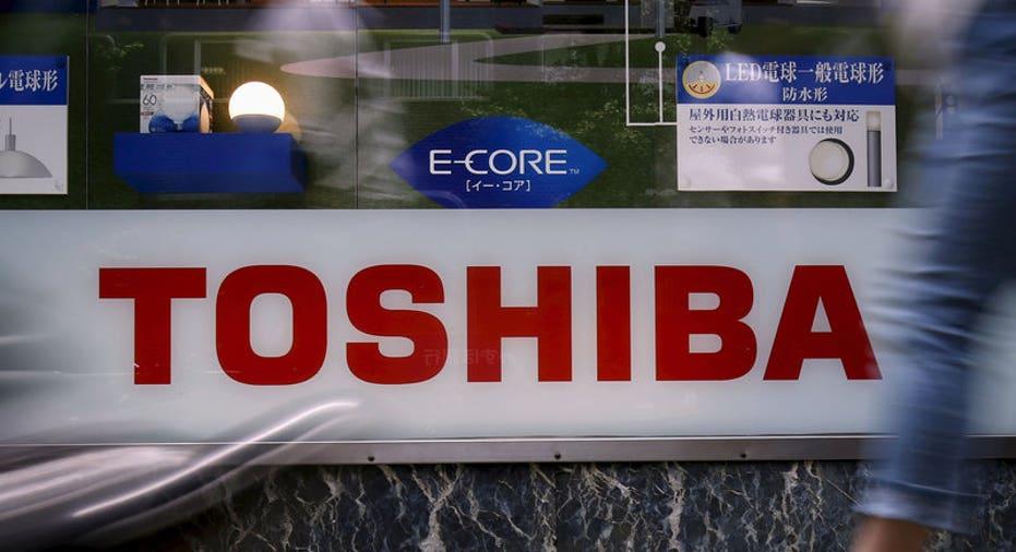 TOSHIBA-OUTLOOK
