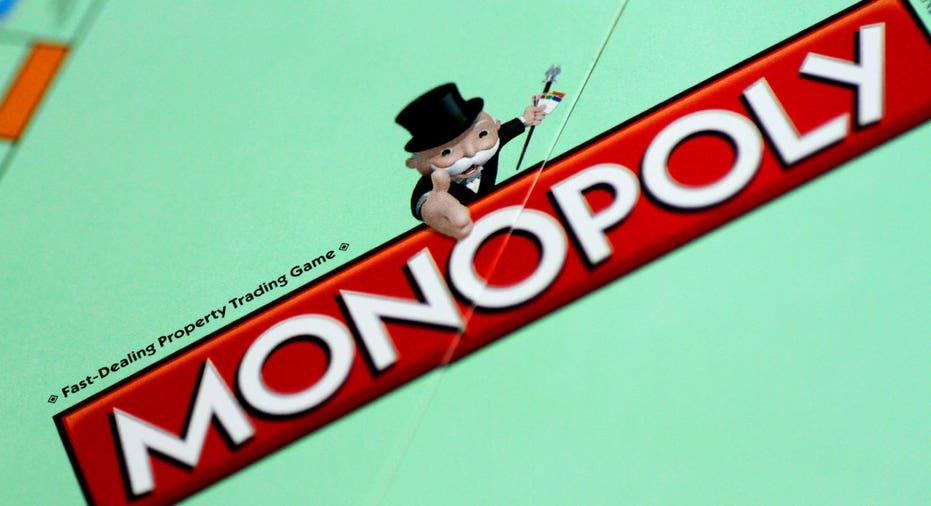 Hasbro Monopoly game FBN
