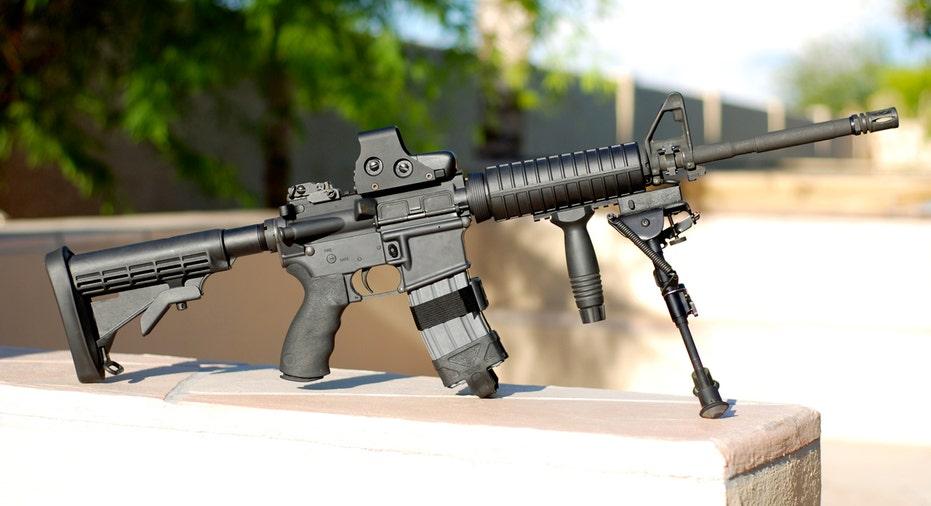AR-15, assault rifle, guns, gun