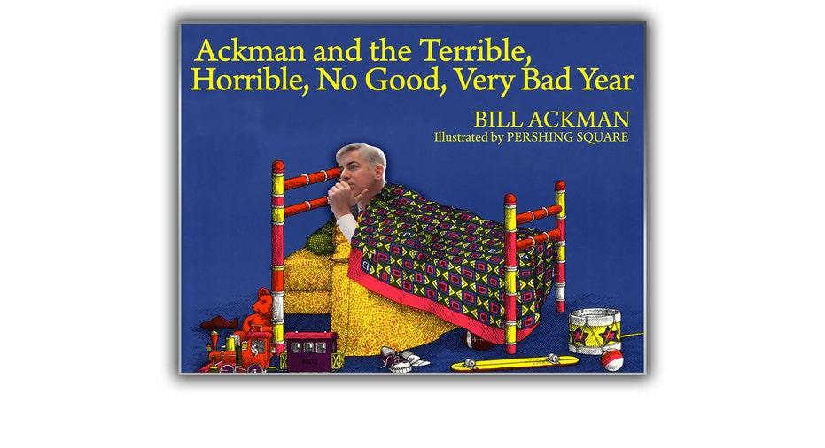 Loser: Bill Ackman
