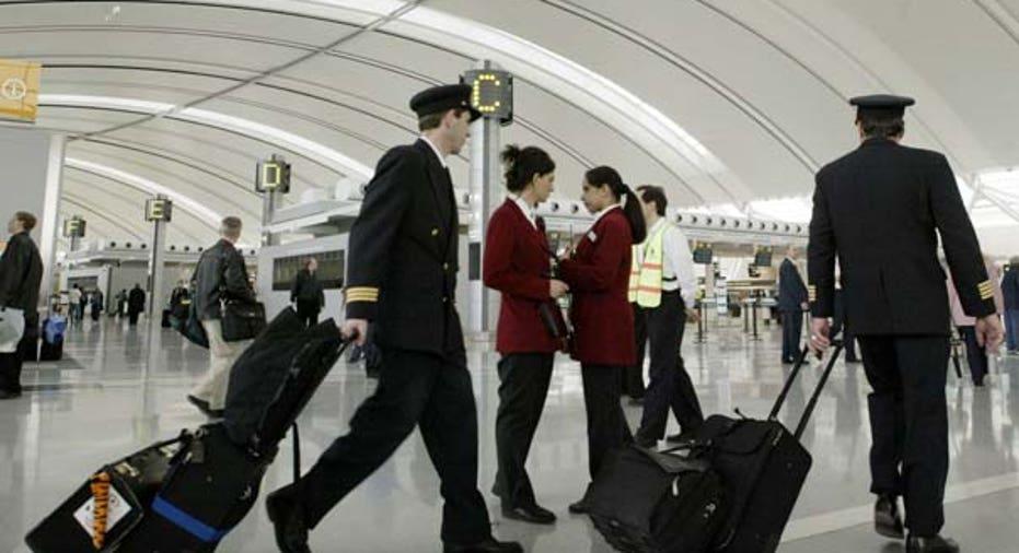Airline Pilots, Copilots, and Flight Engineers
