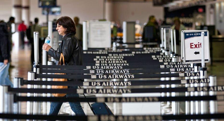 Charlotte Airport, CLT, Charlotte Douglas International Airport