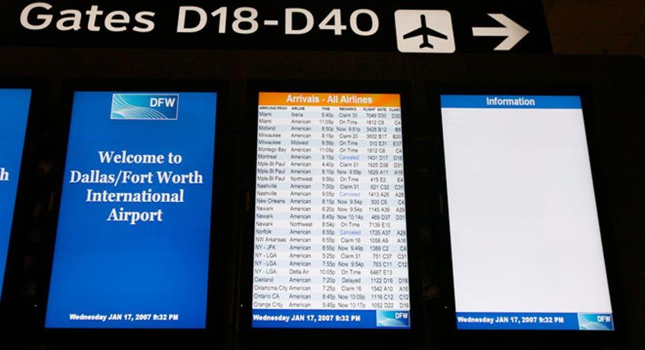 Dallas Airport, Dallas/Fort Worth International Airport, DFW