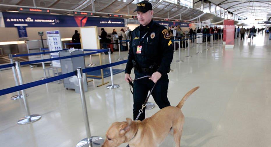 Detroit Airport, DTW, Detroit Metropolitan