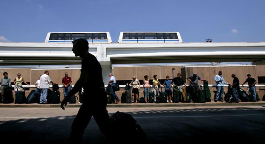 Airport, Houston Airport, George Bush International Airport, IAH