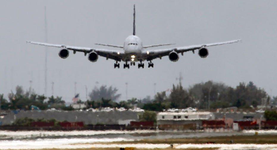 Miami Airport, Miami International Airport, MIA