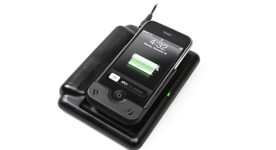 Airvolt_Wireless Phone_Charger