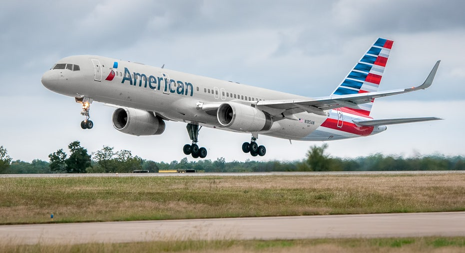 American Airlines Boeing 757 FBN