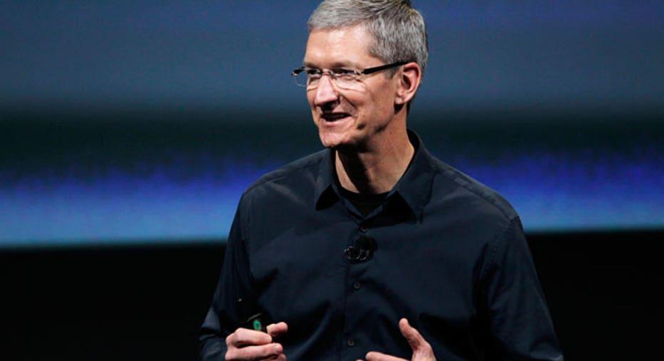 Apple CEO Tim Cook Speaking FBN