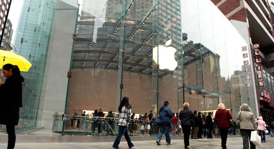 Apple Store, Apple Store New York City