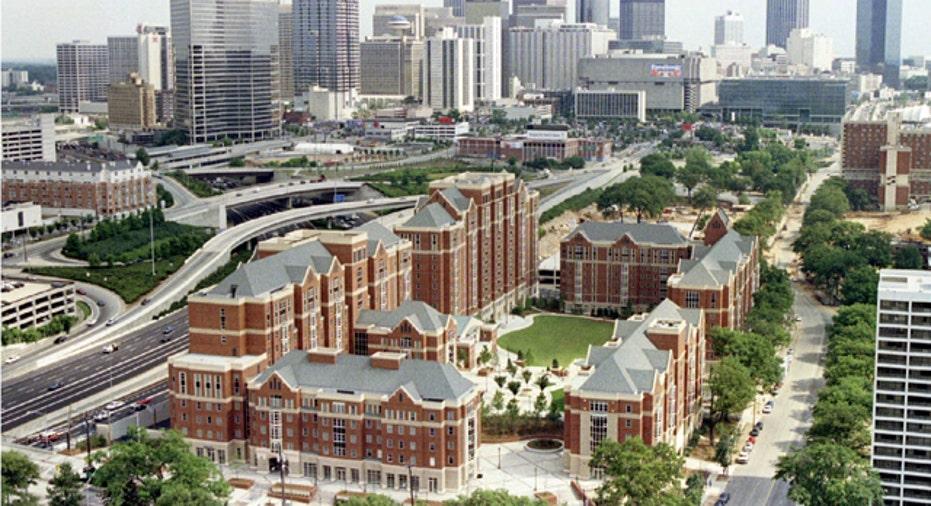 Atlanta Olympic Village, 640 x 360