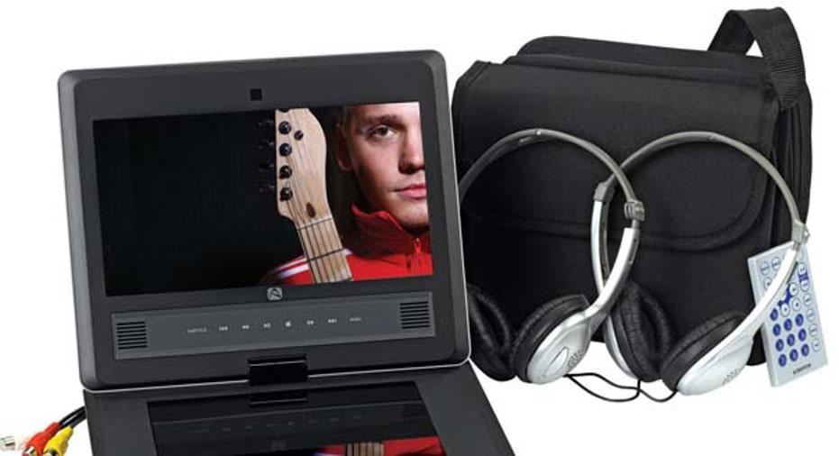 Audiovox D1788PK-7 Portable DVD Player