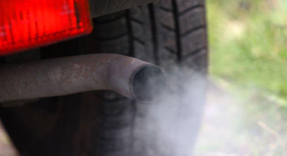 Car Exhaust