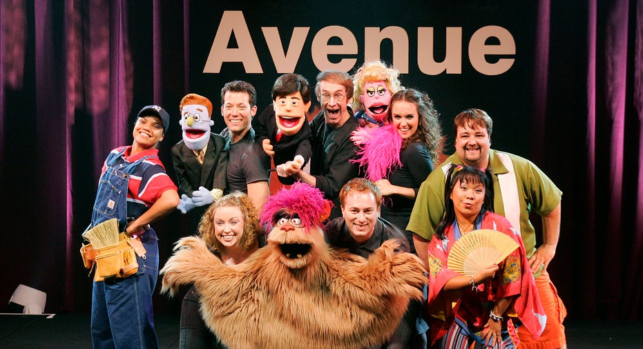 Avenue Q on Broadway