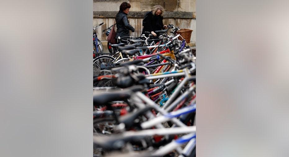 Bicycles, PF slideshow
