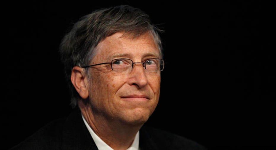 Bill Gates, Gates Foundation