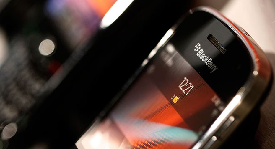 BlackBerry, RIM, Research In Motion, Smartphone