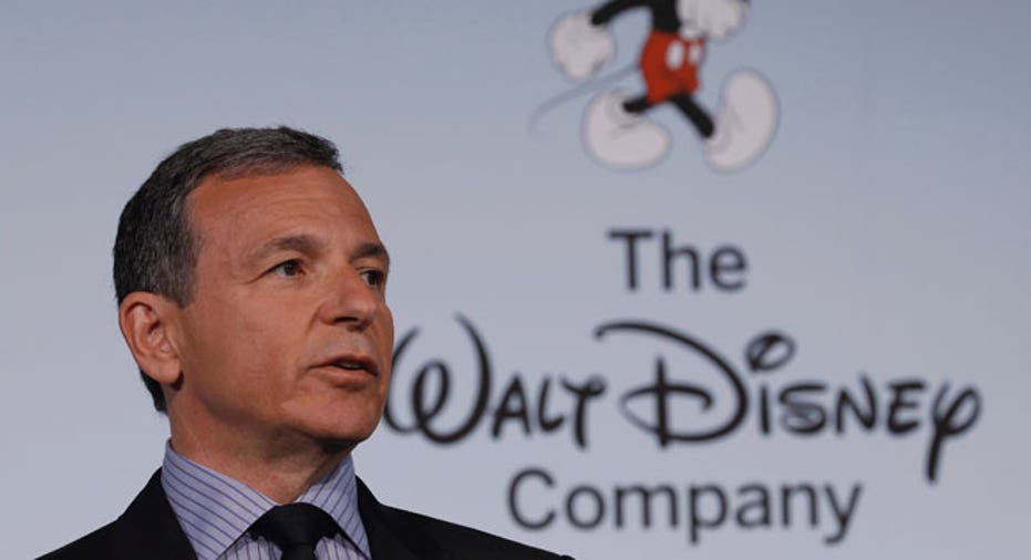 Bob Iger, Robert Iger, Walt Disney World, Disney, Disney World
