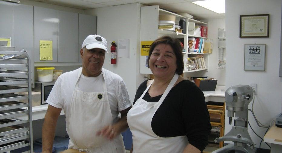 Bob and Kathy Miller