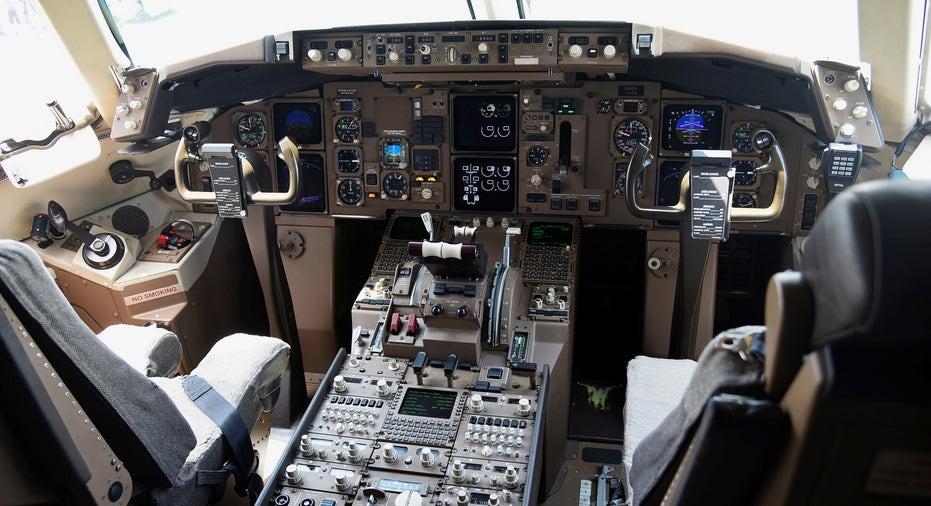 Boeing 767 Cockpit RTR FBN