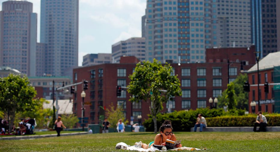 Boston, Massachusetts, college, student, reading