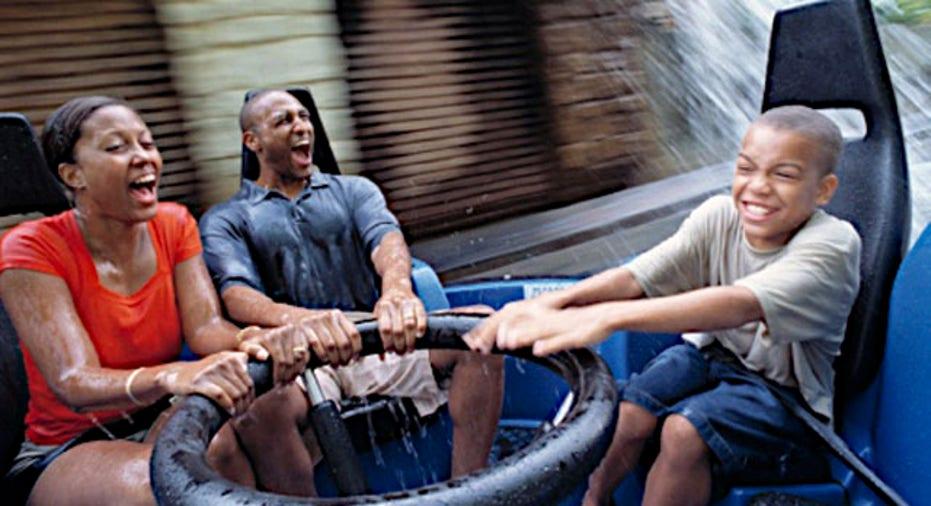 Busch Gardens water park