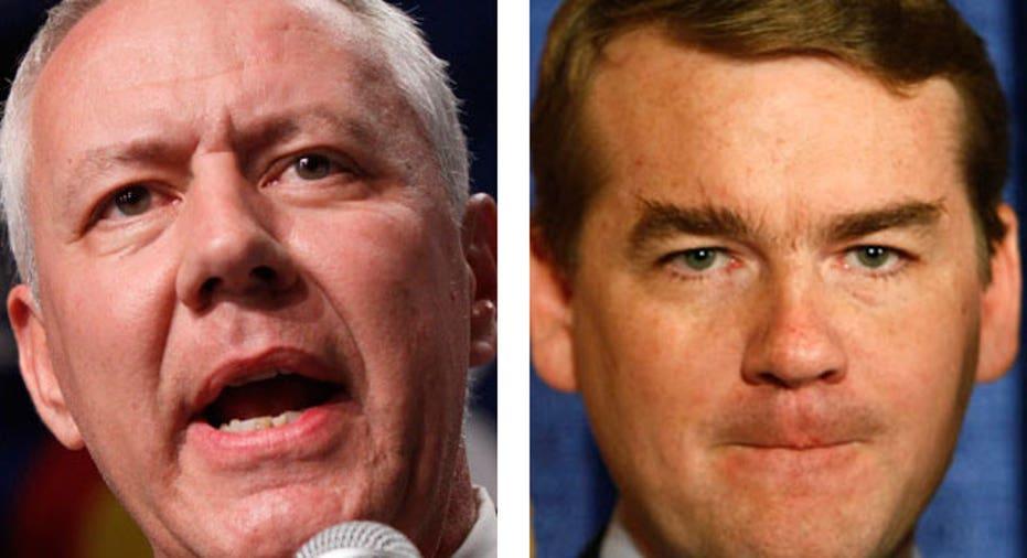 Colorado Senate Race