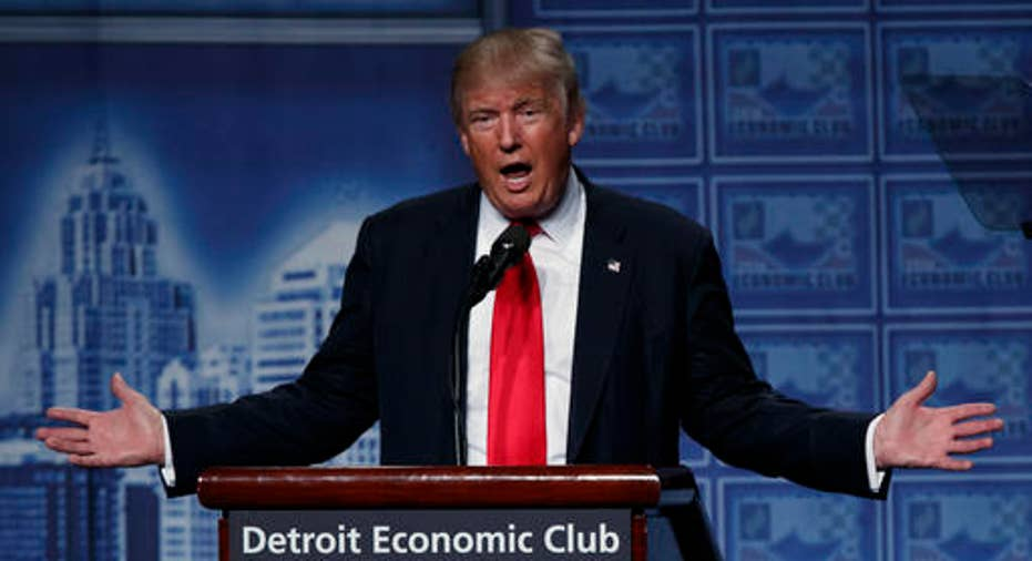 Trump Detroit Speech FBN