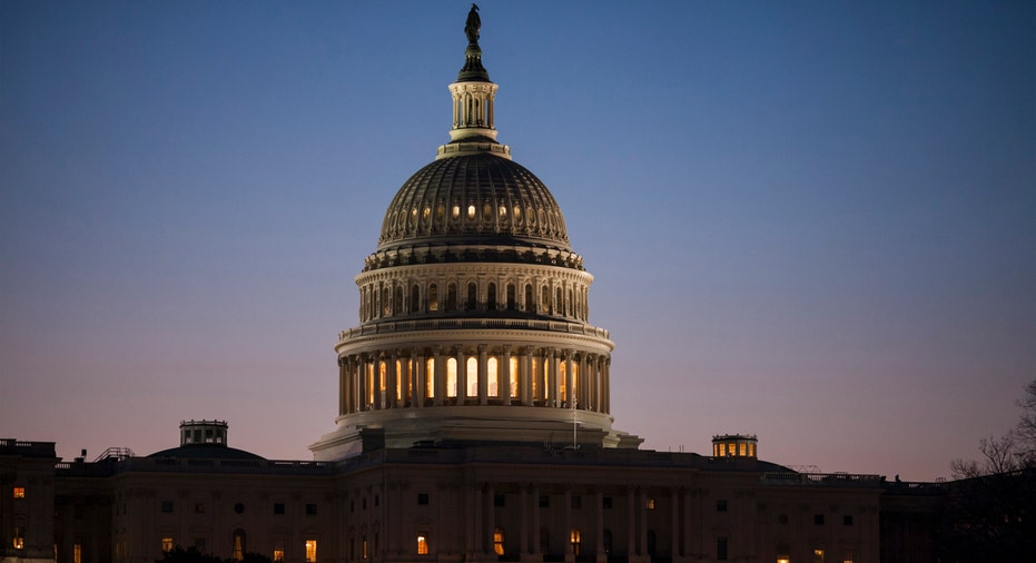 Capitol Building Dawn AP FBN