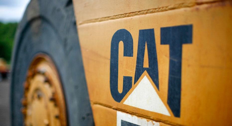 Caterpillar (NYSE:CAT)