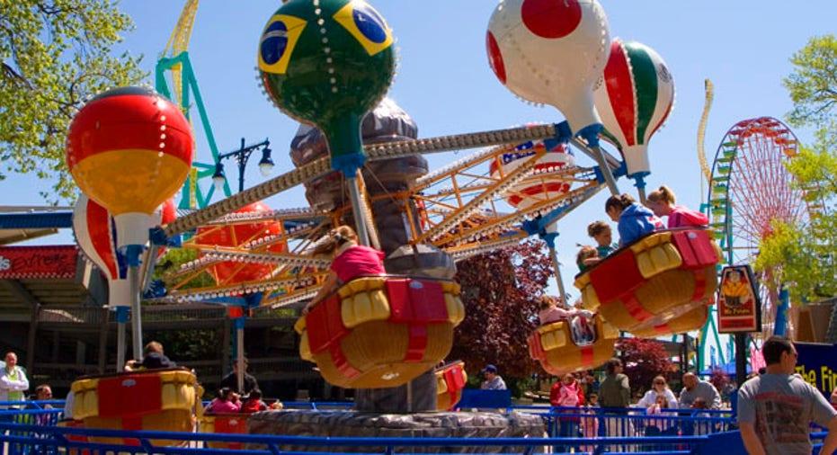 Cedar Point Ohio amusement park