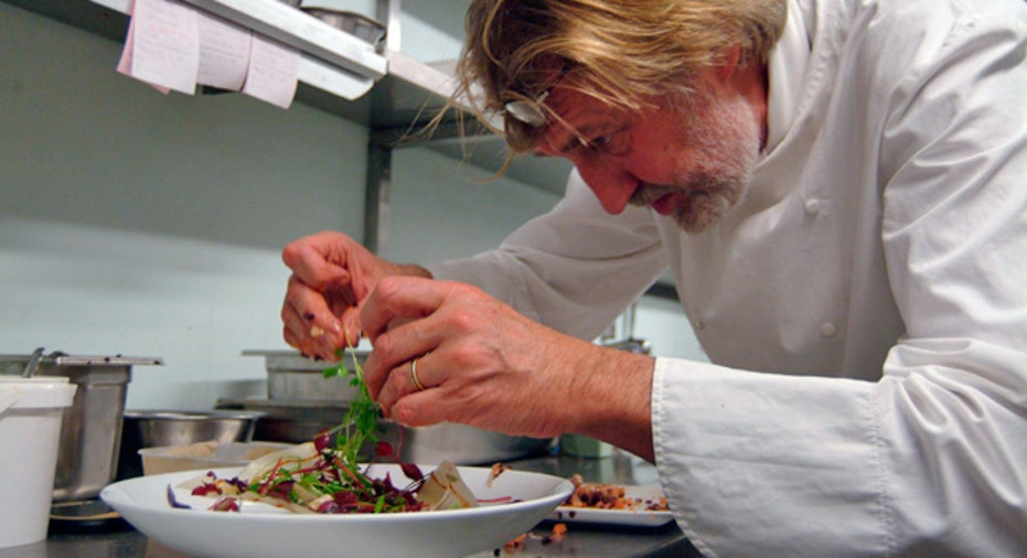 Chef Cooking reuters
