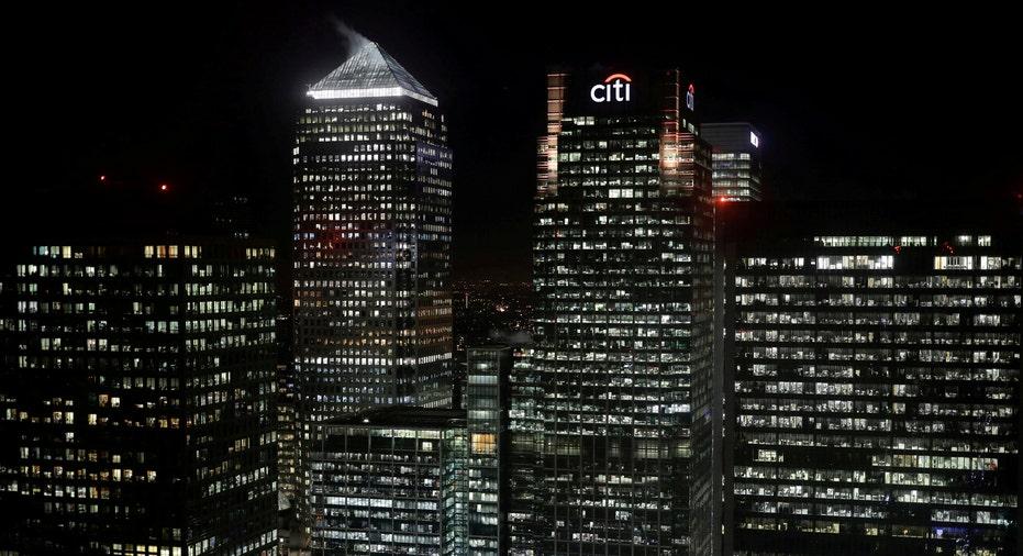 Citibank Building London RTR FBN